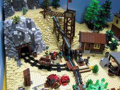 Lego. Wild West mine