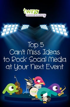 Great events connect people and create experiences. It's no wonder that many (most) not-for-profits and charities make use of events to meet their fundraising goals and to increase awareness of their programs. However, all events are not created equal and success is never a guarantee. Diligent work must be done to ensure your event provides a memorable experience.Social media for your next event just takes a little thought and planning!