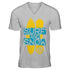 LIMITED EDITION - SURF & SNOW Look and Get it! EXCLUSIVE limited edition SURF & SNOW. Available for a limited time only.   **WORLDWIDE SHIPPING**