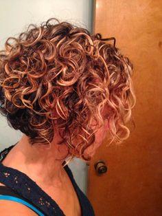 cute Short Curly Hair Ideas 2014