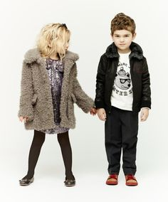 Little Marc Jacobs kidswear preview for fall/winter 2013 fashion | smudgetikka