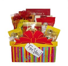 gourmet gift basket for birthday, thank you, congratulations and more. delivery and shipping in canada