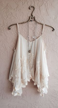 Owner pick!!!  Romantic lace Sheer embroidered Juliet style bohemian gypsy goddess cape sleeve camisole in nude blush