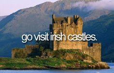 The Burnett family has an Irish castle in their inheritage.