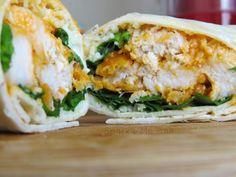 Sparkle Me Pink: My Legendary Crispy Chicken Wrap Recipe