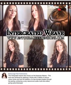 Entourage, Crowns, Hair Extensions, Advertising, How To Apply, Sew, Hairstyles, Projects, Beauty