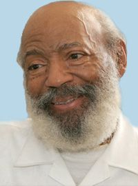 James Meredith (born June 25, 1933) was the first African American to attend the University of Mississippi, amid two years of court battles and rioting which killed two people and injured many more. After graduating from Ole Miss with a degree in political science, he received a postgraduate degree in economics from the University of Ibadan in Nigeria and a law degree from Columbia Law School. He was shot during the 1966 March Against Fear. #TodayInBlackHistory
