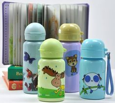 Cute for the kids and totally sustainable/reusable!