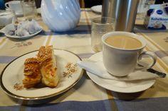 Kahvilla Valjalan Pappilassa
