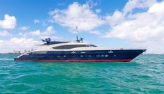 Palmer Johnson's 120-Foot BW Superyacht Is on the Market at $6M