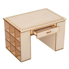 1:12th Scale Fabric Cutting Table Kit - This is great!