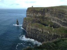 Cliffs of Moher - spectacular!