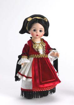 Madame Alexander -Greece