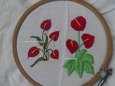 This and that...my random thoughts: Indian Embroidery