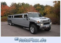 Hummer Limousines for Rent Cool limo, isn't it? View even more marvelous limousines at www.classiquelimo.com