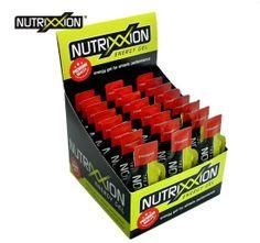 La NUTRIXXION Energy Gel Fresa aporta al cuerpo un empuje rápido y constante de energía. 1,80 €
