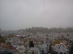 Schnee am 27 Oktober 2012