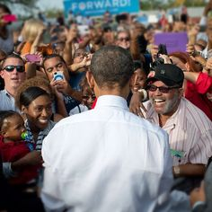 Don't wait to have President Obama's back—today and tomorrow are the final days of Early Voting in Florida.