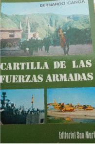 CARTILLA DE LAS FUERZAS ARMADAS