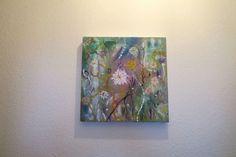 Dancing flowers #Impressionist