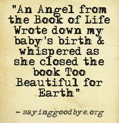 Too beautiful for life #babyloss #miscarriage
