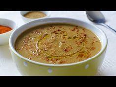 Supa de linte este si foarte sanatoasa, lintea este bogata in proteine vegetale care sunt benefice pentru organism si ofera satietate. Vegan Vegetarian, Vegetarian Recipes, Healthy Recipes, Healthy Food, Baby Food Recipes, Soup Recipes, Good Food, Yummy Food, Tasty