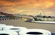 The Suzuka Circuit in Japan