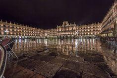 Salamanca's main square