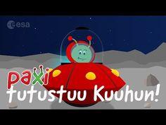 ESA - Space for Kids - Paxi esplora la Luna! Grande Section, Man On The Moon, Home Schooling, Einstein, Preschool, Make It Yourself, Explore, Facebook, Twitter