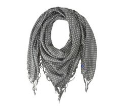 Keds® Square Scarf with Fringe