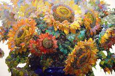 Victor Nizovtsev Victor Nizovtsev, Art Forms, Still Life, Watercolor Paintings, Fairy Tales, Illustration Art, Sunflowers, Masters, Juice