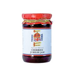 Eclectic Showrooms - Best of Britian 2012: Special Edition Cherries Jubilee Jam (340g)