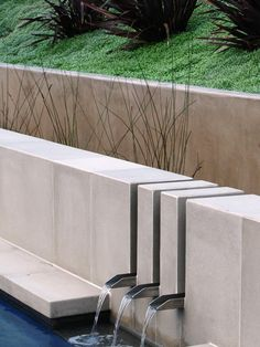 Recessed Planters Design, Pictures, Remodel, Decor and Ideas