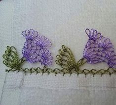 This Pin was discovered by Şöh Crochet Stitches, Knit Crochet, Crochet Unique, Lace Art, Needle Tatting, Needle Lace, Hairpin Lace, Lace Making, Needle And Thread