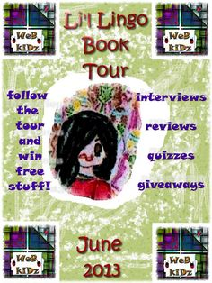 The Li'l Lingo Virtual Book Tour Quiz and Giveaway takes place tomorrow. Join Writeious Kids for some virtual fun while encouraging your kids to read! Have a chance at winning free ebooks for kids. Win Free Stuff, Christian Kids, Press Release, Learning Spanish, Book Series, Free Ebooks, Amanda, Books To Read, Have Fun