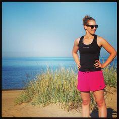 VAPAA-AIKA: Olen liikkuja, kuntoilija ja haluan kokeilla uutta. Käyn aktiivisesti kuntosalilla ja liikun muutenkin paljon.
