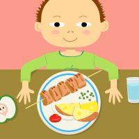 Mi comida, alimentación y nutrición para niños.