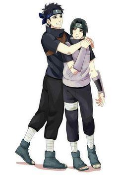 """i remember when shisui told itachi to think of him as his older brother :"""") tragic Anime Naruto, Naruto Boys, Naruto Fan Art, Naruto Cute, Naruto Shippuden Sasuke, Naruto Kakashi, Sasunaru, Manhwa, Hinata"""