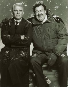 """Steve Martin and John Candy - """"Planes, Trains and Auto-mobiles"""""""