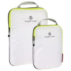Eagle Creek™ Green Pack-It™ Specter Compression bags for packing clothes in less space