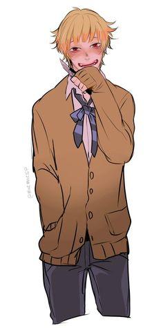 Boku no Hero Academia || Himiko Toga (Version Male)