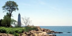 Connecticut Coastal Access Guide - Home Lighthouse Point in East Haven