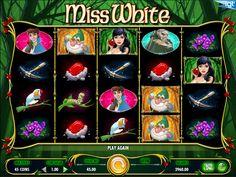 Miss White - http://www.777online-slots.com/online-slot-machine-miss-white/