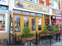 Messini in Greektown in Toronto is home of some of the best Greek food.
