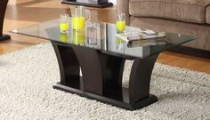 He-710-30C Daisy Collection Cocktail Table