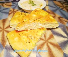 Turkish Pide Bread (Ramazan Pidesi)