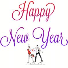 HAPPY NEW YEAR! From the Latin Dance Academy of Bend.