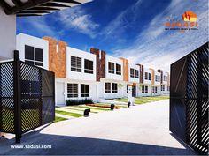 #lasmejorescasasdemexico LAS MEJORES CASAS DE MÉXICO. El prototipo de vivienda FRESNO PLUS 2R, tiene 52 m2 de terreno por 67 m2 de construcción y está acondicionado con sala, comedor, 2 recámaras, cocina, 1 y medio baños, patio de servicio y cajón de estacionamiento. En Grupo Sadasi, le invitamos a visitar nuestro desarrollo Bosques de Chapultepec, en Puebla, donde podrá comprar esta bonita casa. ddominguez@sadasi.com