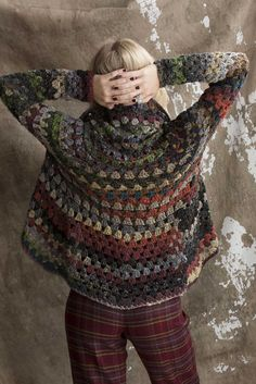 Ravelry: #9 Crochet Jacket by Jenny King