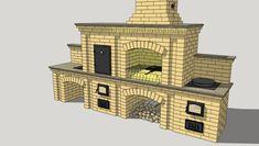 Проекты барбекю мангалов из кирпича с казаном в беседке   Печных дел Мастер Bbq Grill, Grilling, Big Ben, Bird, Outdoor Decor, Home Decor, Bar Grill, Decoration Home, Room Decor